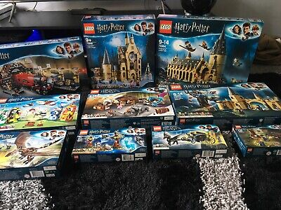 Lego Harry Potter 10 Sets Brand New And Sealed Huge Collection