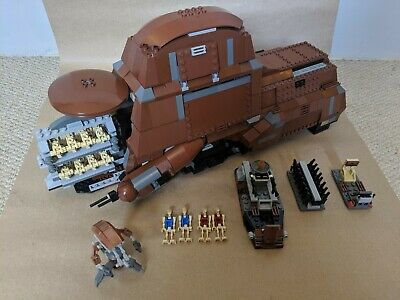 LEGO 7184 STAR Wars Trade Federation MTT - £75 00 | PicClick UK