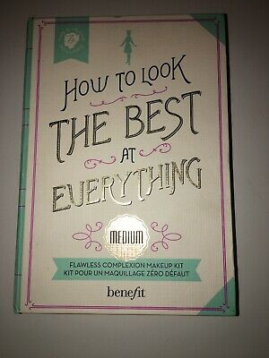 Benefit Gift Set How To Look The Best At Everything Medium
