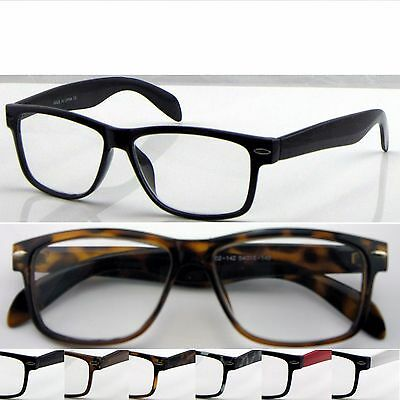R142 Wayfarer Reading Glasses Or 100%UV Protect Reading Sunglasses/Metal Hinges