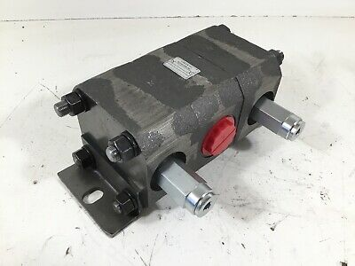 NEW NO BOX Concentric 1100042 Rotary Gear Hydraulic Flow Divider  4F662