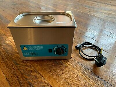 Walker Ultrasonic Cleaner Type QC with Basket- RRP £400, Like New, Made In UK