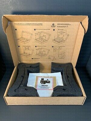 """NEW Empty Small Shipping/Mailing Box for Laptops Sized 8-9"""" x 12-14"""" & Smaller"""