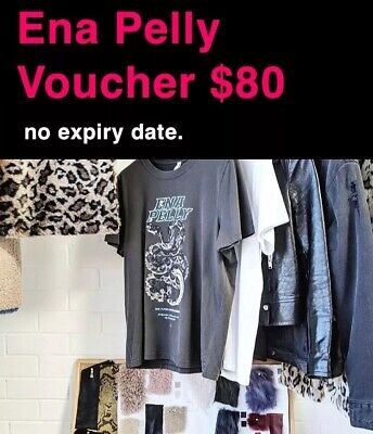 Ena Pelly Voucher $80 (no expiry date)