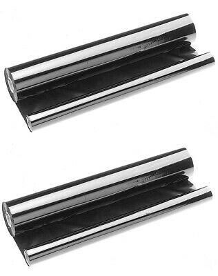 2x Thermo Transfer Ribbon Compatible PC-302RF for Brother Fax 910/920/930