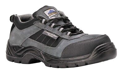 381 Blk Trekker Safety Shoe Uk12 FC64BKR47 Portwest Genuine Top Quality Product