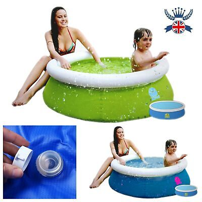 Family Garden Inflatable Swimming Wading Paddling Pool Outdoor Kids Pools Deep