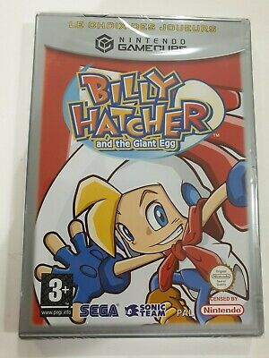 Billy Hatcher and The giant Egg Nintendo GameCube Neuf **