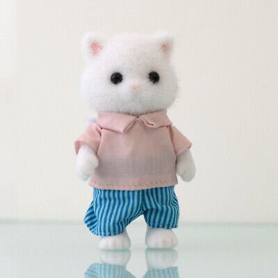 Sylvanian Families PERSIAN CAT FATHER Epoch Calico Critters