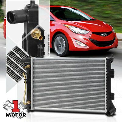 Aluminum Core Radiator OE Replacement for 88-91 Grand Prix 2.3-3.1 AT dpi-1033