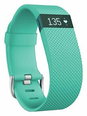 Fitbit Charge HR Heart Rate and Activity Wristband Green (823716)