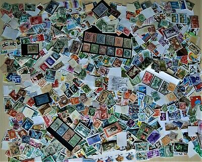 all world mix of stamps - see all pics