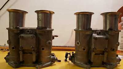 Weber 40 Dcoe 19 Carburetors