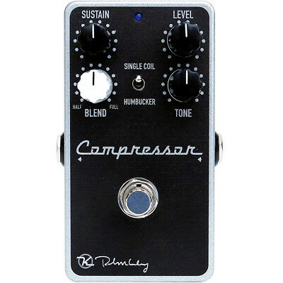 Keeley Electronics Compressor Plus Compressor Effects Pedal, New!