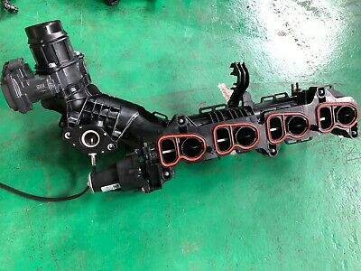 Manifold with throttle and flaps BMW B47 2.0D 11618513655 125d 118d 120d 125d