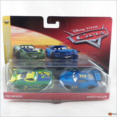 DISNEY CARS 3 Next Gen Piston Cup Racers Eric Braker Spikey