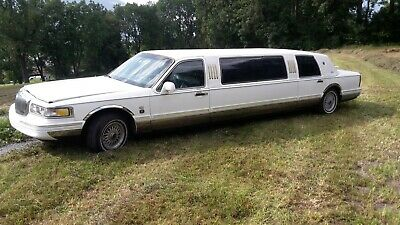Stretchlimousine Ford Lincoln Towncar