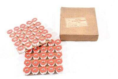 10 Piece Ceramics D Passeinsätze Limiter Rings for Screwgate Fuse