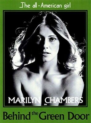 Behind the Green Door Marilyn Chambers [DVD-R] Manufactured On Demand Region 1