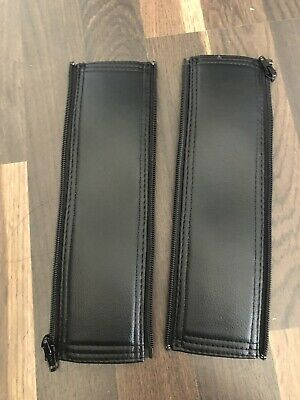Leather upgrade for Bugaboo Cameleon (Handle covers only) Fits Gen 1 & 2