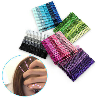 Candy Color Hair Clips Bobby Pins Accessories Wavy Hairpins Metal Barrettes