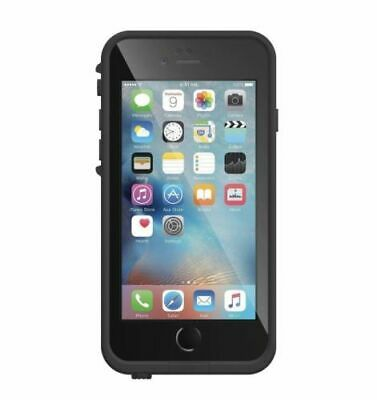 Lifeproof FRE Waterproof Case for iPhone 6/6s (4.7-Inch Version) - Black Color