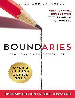 Boundaries: When to Say YES 1992 by Henry Cloud (E-B0K&AUDI0B00K||E-MAILED) #1