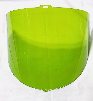 Honeywell Salisbury REPLACEMENT Faceshield AS2000FS GREEN ~ Electric Arc Flash