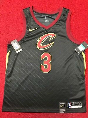 info for 91afd 7332b ADULT SMALL (40) Nike Nba Cleveland Cavaliers #3 Isaiah ...