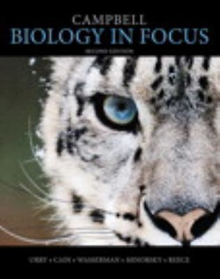 Campbell Biology in Focus (2nd Edition), Reece, Jane B., Minorsky, Peter V., Was