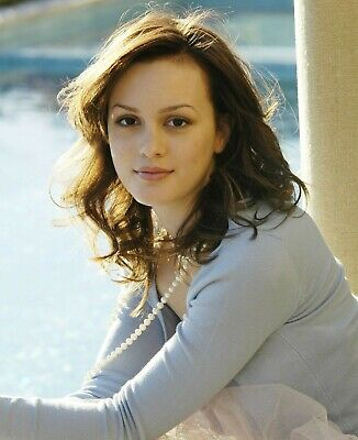 Leighton-Meester-8X10-Glossy-Photo-Pictu