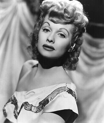 LUCILLE BALL 8X10 GLOSSY PHOTO PICTURE IMAGE #25