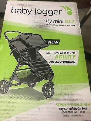 Baby Jogger City Select Lux In Slate Distressed Box Brand New
