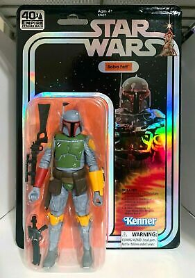 "Hasbro Star Wars The Black Series SDCC 2019 Exclusive 6"" BOBA FETT Brand New"
