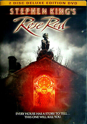 Stephen King's~ROSE RED~(DVD,2002, 2-Disc Deluxe Edition)~RARE~OOP~VERY GOOD!!!