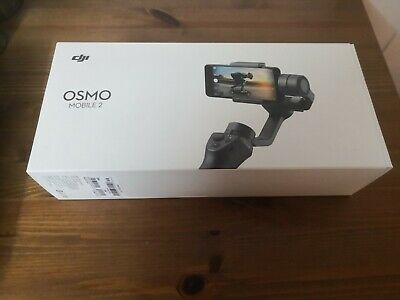DJI Osmo Mobile 2 STILL UNDER WARRANTY Smartphone Gimbal Stabilizer