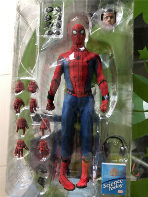 Spider-Man: Homecoming Action Figure Collection Deluxe Ver. Toy a Great Gift Hot