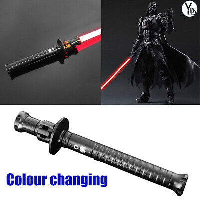 YDD  Lightsaber Shield of War Sword Heavy Dueling Fx Colors Change Jedi Cosplay