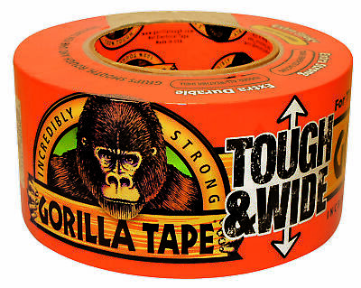Gl 6003001 Tape Tough & Wide 27m 3044301 Gorilla Genuine Top Quality Product New