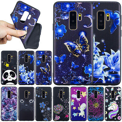 For Samsung Galaxy A30 A20 A50 A70 Case Soft Silicone TPU Slim Shockproof Cover