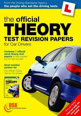The Official Theory Test Revision Papers for Car Drivers-Driving Standards Agen