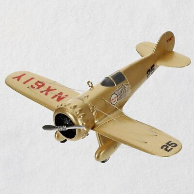 Hallmark 2019 Sky's the Limit Wedell-Williams Model 44 Ornament - 23rd in Series