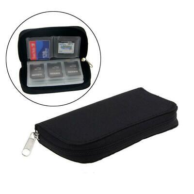 New Memory Card Storage Case Holder 22 Slot Micro SD Carrying TF SIM Pouch Y0A5