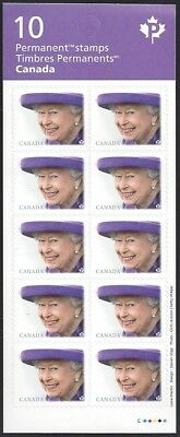 Canada  New Booklet   QUEEN ELIZABETH II   Brand New 2019  Issue