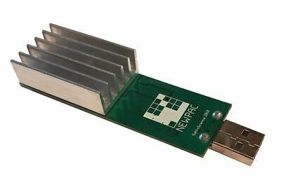 GekkoScience Newpac USB Miner updated for 2019 100gb 3 shipped.