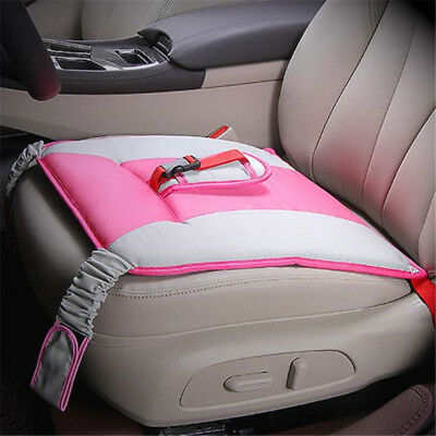 Soft Driving Protection Adjuster Device Pregnant Safety Belt Car Seat Cover YU