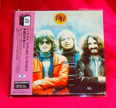 Barclay James Harvest Everyone Is Everybody Else MINI LP CD JAPAN UICY-93044