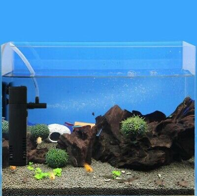 Hidom Internal Fish Tank Aquarium Filter Submersible with Spray Bar Included
