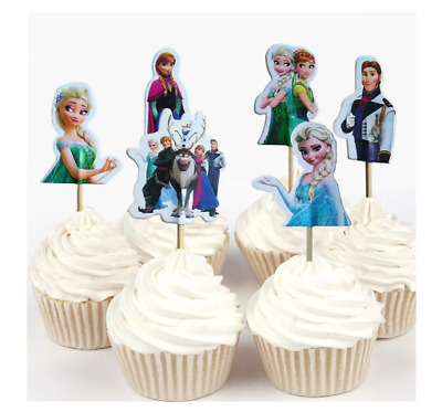 LEGO HERO 24PC CUPCAKE TOPPERS BIRTHDAY PARTY HAND-MADE USA SELLER
