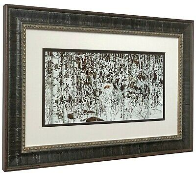 WOODLAND ENCOUNTER Art Print by Bev Doolittle Matted and Framed